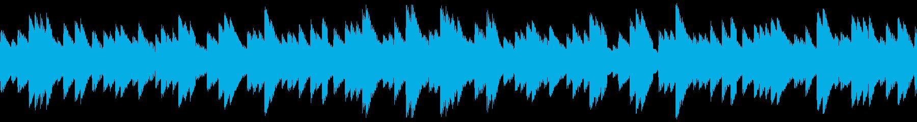 電話のようなコンピューターデータま...の再生済みの波形