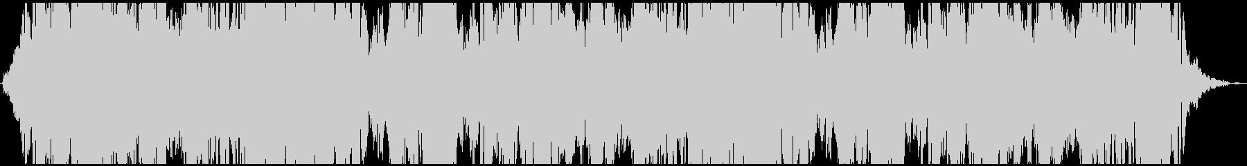 ドローン スプライス01の未再生の波形