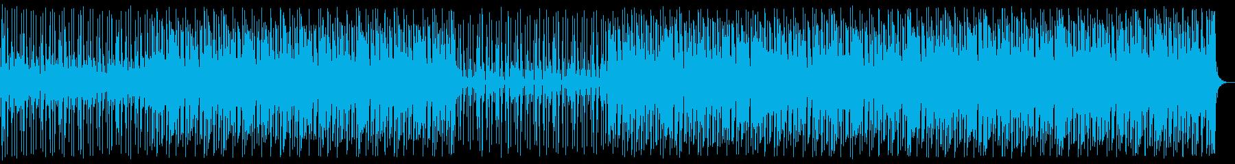 ビートの強いディープハウスNo681_1の再生済みの波形