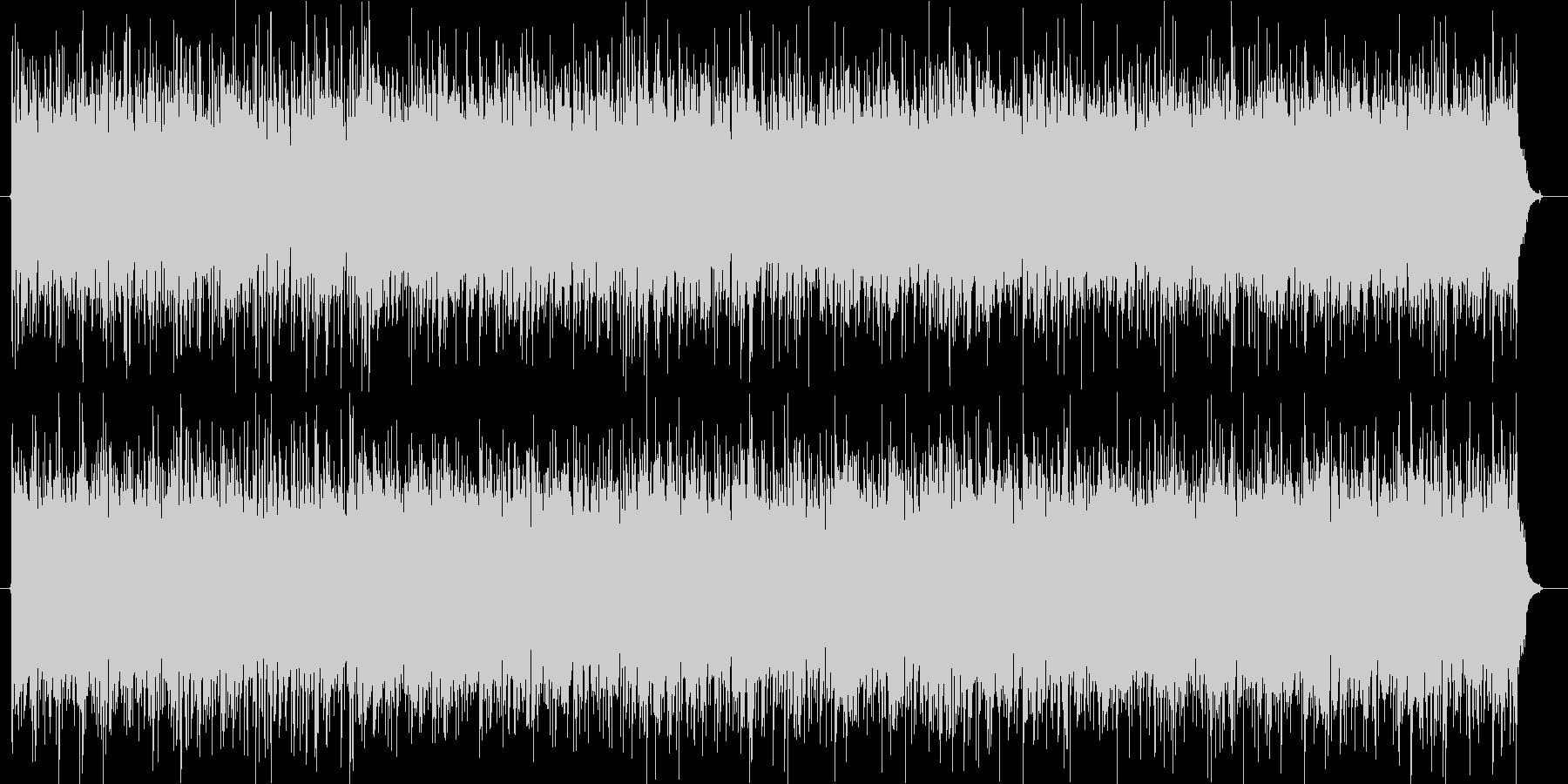 アイルランド伝統音楽・ケルトの未再生の波形
