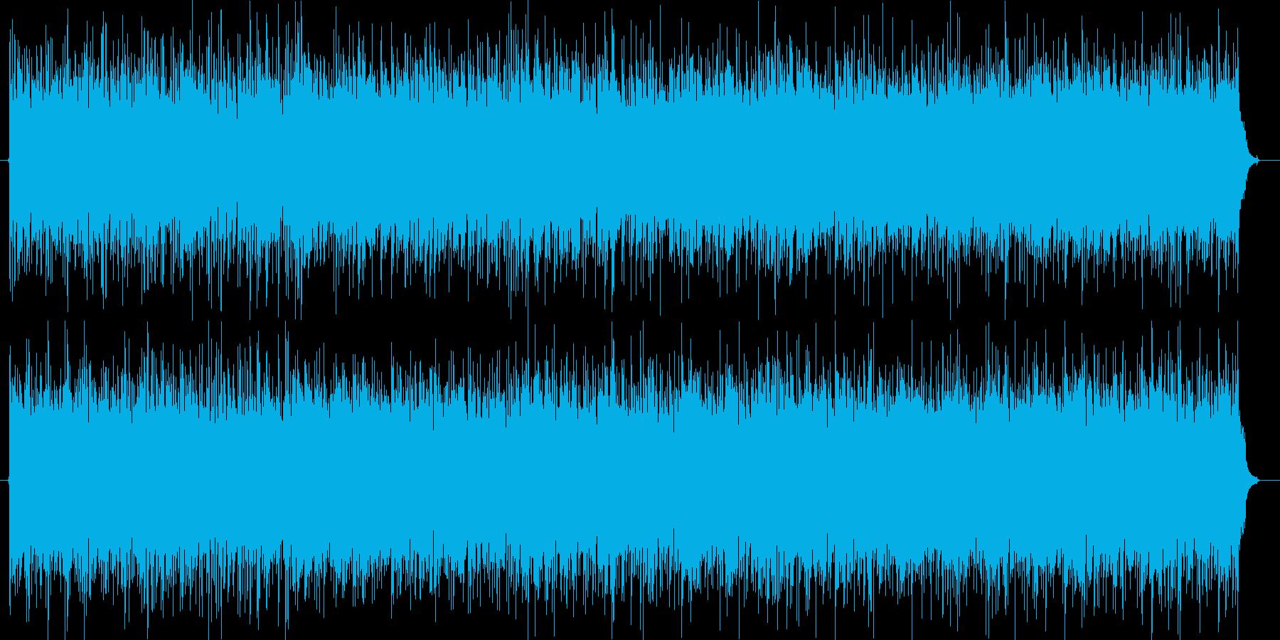 アイルランド伝統音楽・ケルトの再生済みの波形
