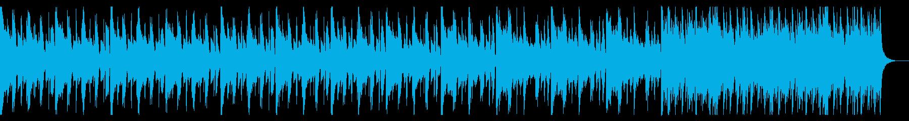 ドライブミュージック_No632_2の再生済みの波形
