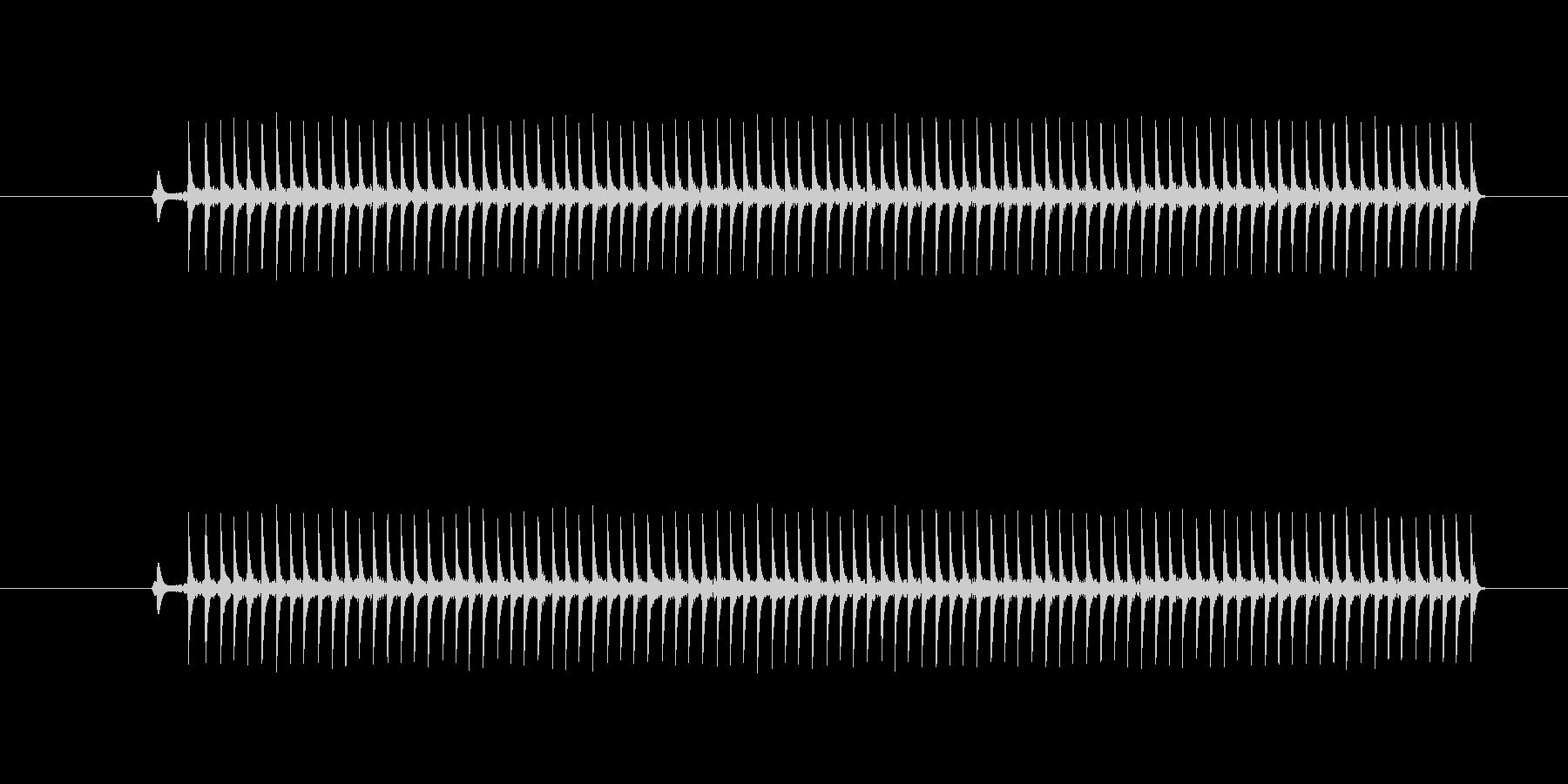 ゲーム、クイズ(ブー音)_001の未再生の波形