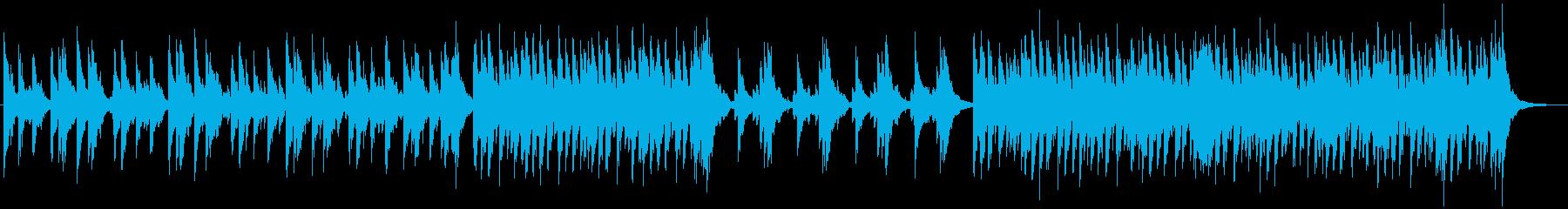 和太鼓アンサンブル(声なし)、力強いbの再生済みの波形