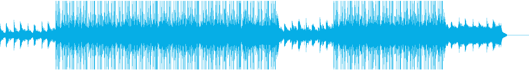 R&B コーポレート レトロ アク...の再生済みの波形