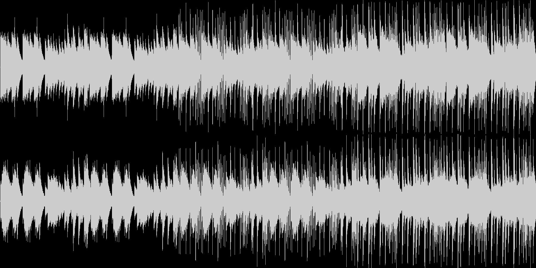 【ピアノメインの爽やかなポップス】の未再生の波形
