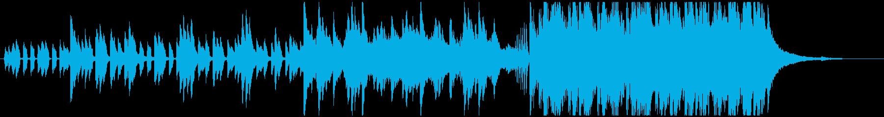 CM風軽快なポップロック 後半盛り上がりの再生済みの波形
