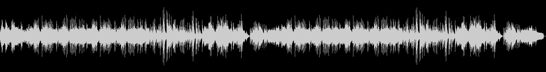 トロイメライを軽快なソロピアノでカバー3の未再生の波形