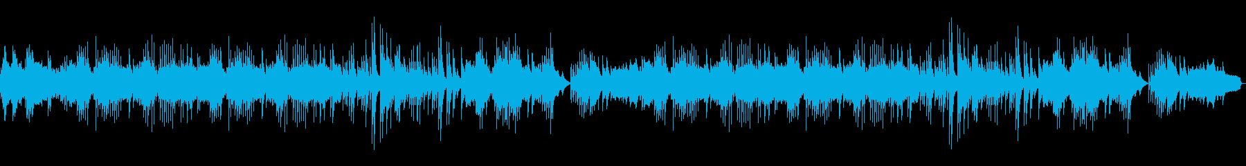 トロイメライを軽快なソロピアノでカバー3の再生済みの波形