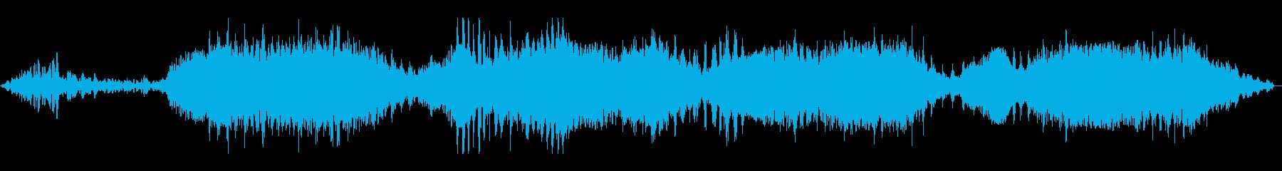 ジュワ〜ンピュルル〜(暗雲、つむじ風)の再生済みの波形