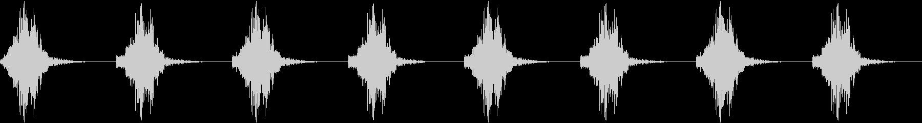 ビッグウォーク・ストンプスドラゴン...の未再生の波形