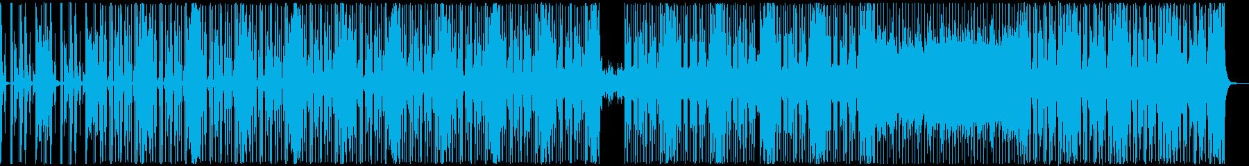 東洋SFなハウスエレクトロニックの再生済みの波形
