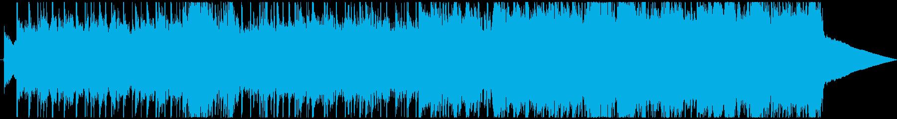 メタル 広い 壮大 緊張感 ワイル...の再生済みの波形