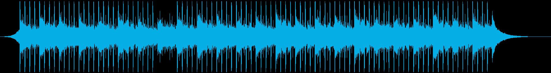 コーポレートプレゼンテーション(60秒)の再生済みの波形