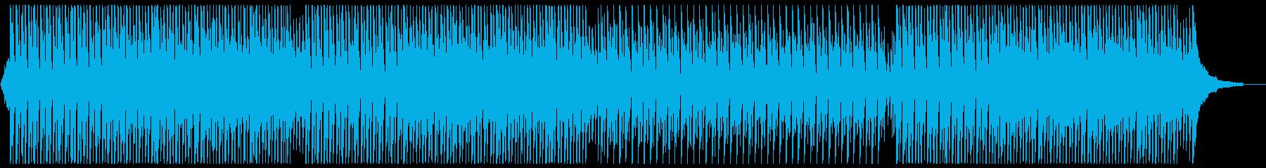 【メロ抜き】可愛くノリの良いアコースティの再生済みの波形
