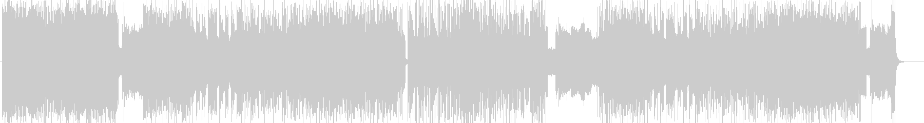 「HR/HM」「DEATH」BGM173の未再生の波形