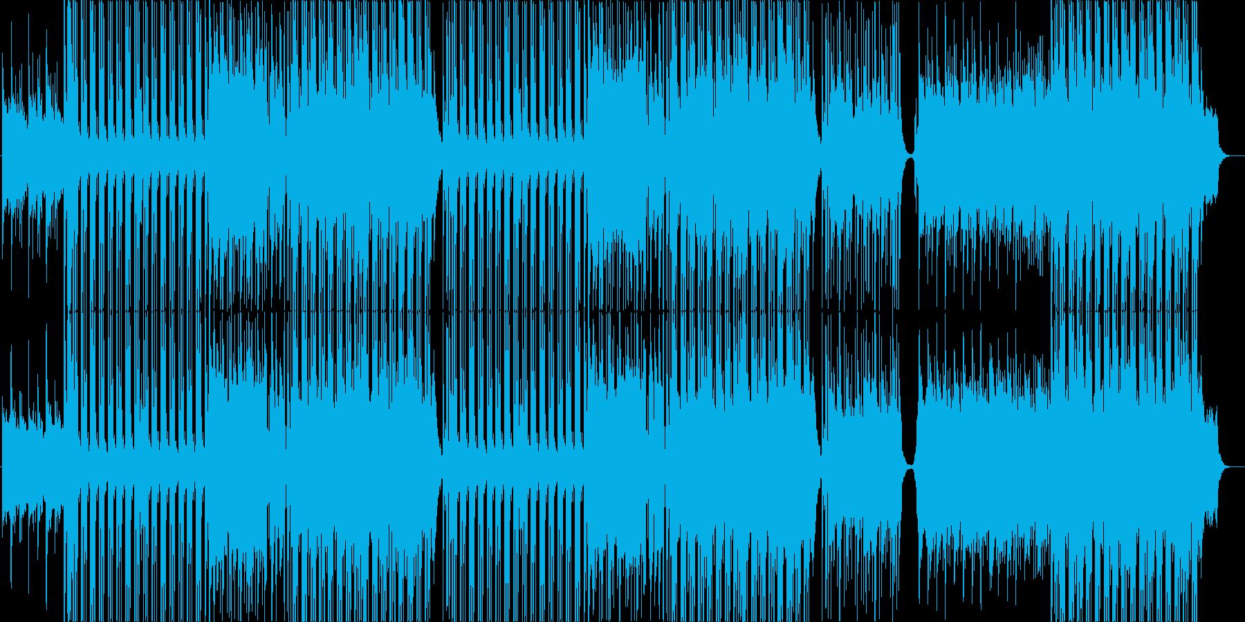 甘くせつないミッドR&Bバラード♬の再生済みの波形