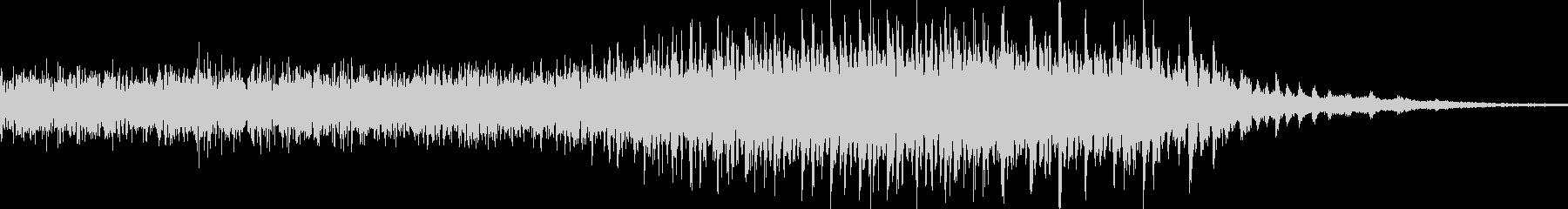 ディーゼルトラック:停止中、シャッ...の未再生の波形