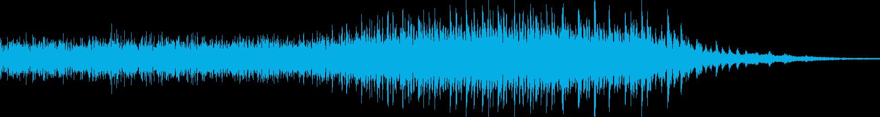 ディーゼルトラック:停止中、シャッ...の再生済みの波形