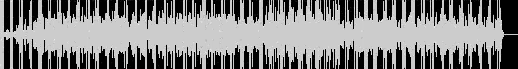 RELAXIN'の未再生の波形