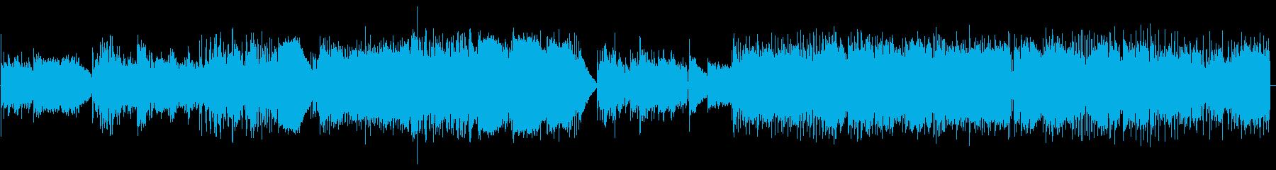 英語洋楽:ジミヘン風ギターの冴えるR&Bの再生済みの波形