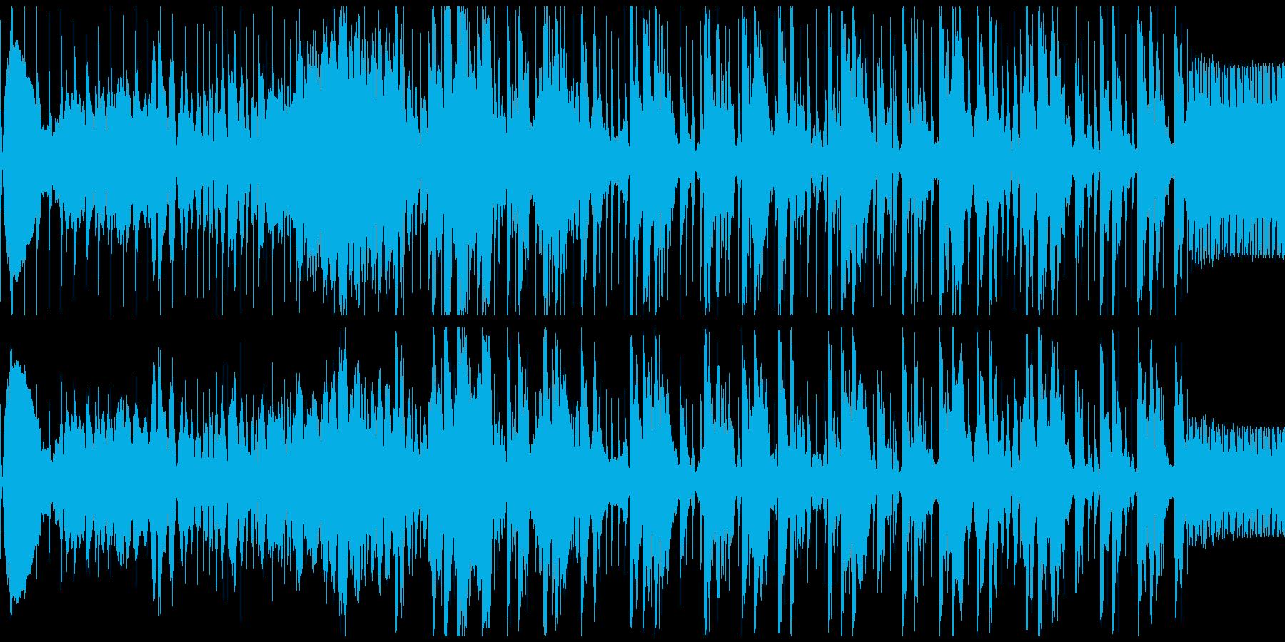 【異国情緒溢れるアラビアンTRAP】の再生済みの波形