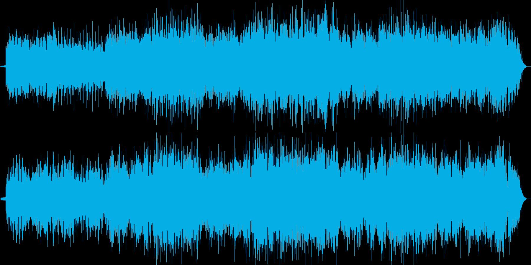 壮大な可憐でメロディアスなピアノバラードの再生済みの波形