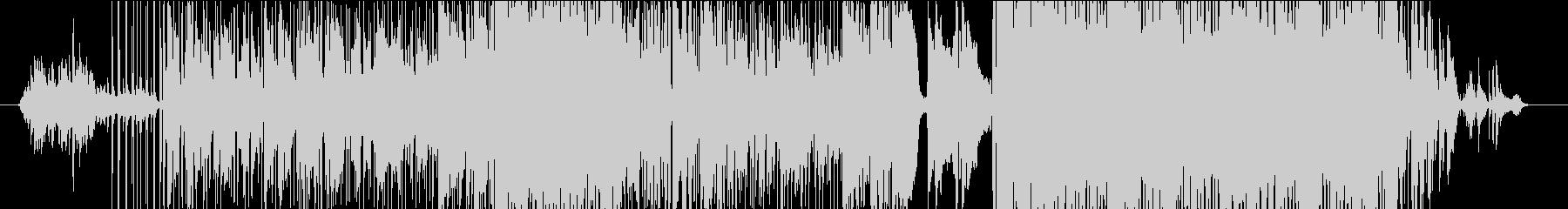 C-POPでポップな曲の未再生の波形