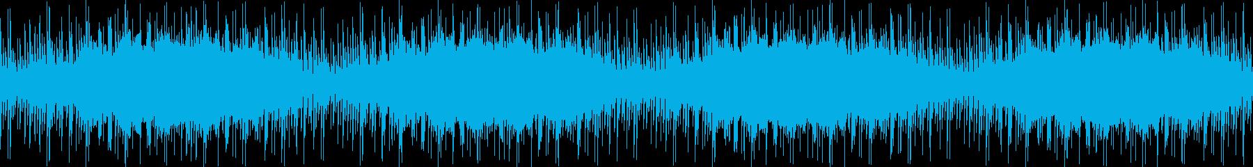 脈動するリズムと電子音が、この産業...の再生済みの波形