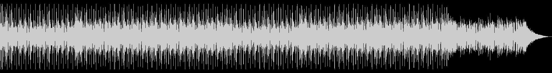 おしゃれ懐かしい80'sディスコファンクの未再生の波形