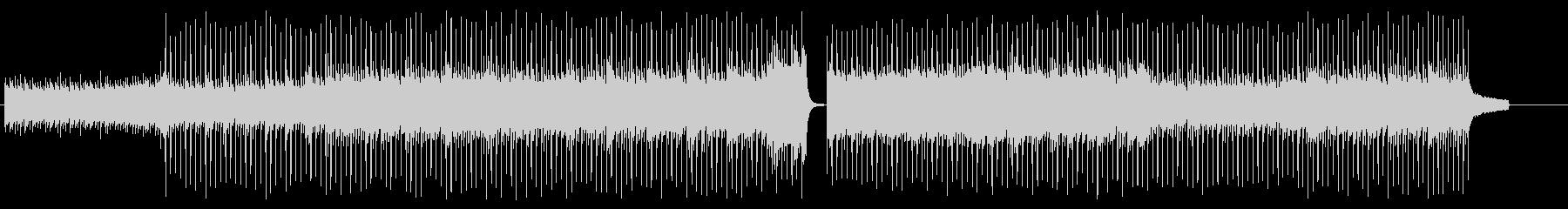 爽やかなピアノ・バイオリン・ポップメロ無の未再生の波形