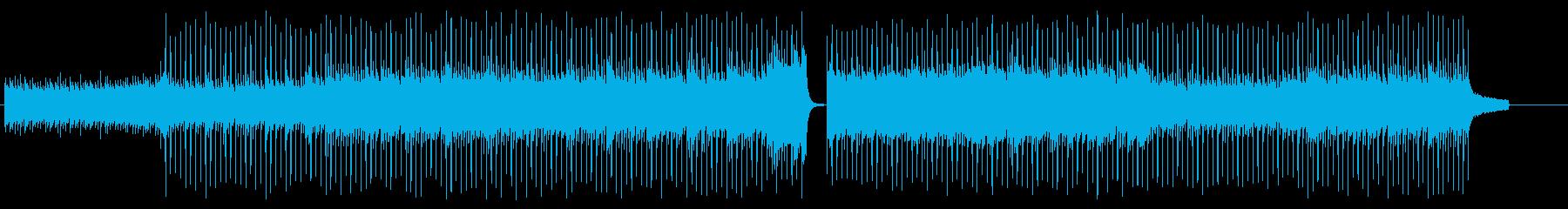 爽やかなピアノ・バイオリン・ポップメロ無の再生済みの波形