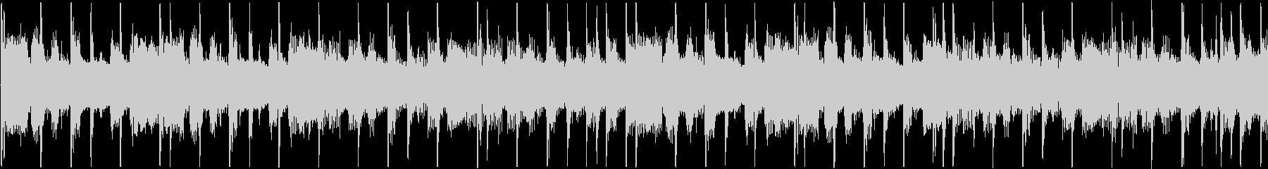 ピアノメインでシンプルな切ない曲の未再生の波形