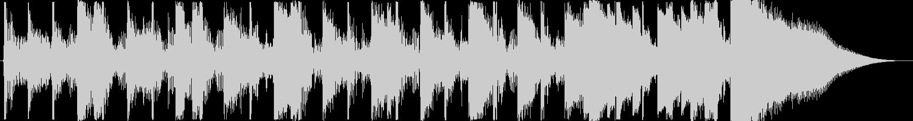 【生演奏ギター】ダンディブルースEDOPの未再生の波形