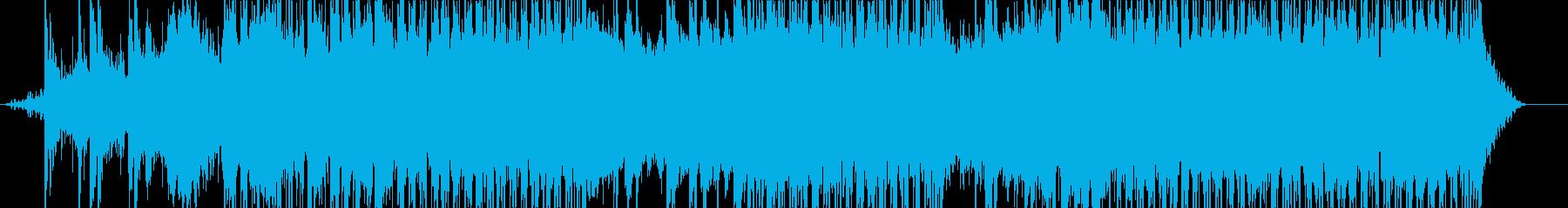 ポップ テクノ ほのぼの 幸せ ゆ...の再生済みの波形