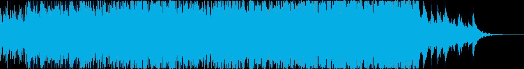 アコースティックギター中心の爽やか曲 2の再生済みの波形