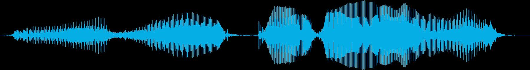 まじうけるーの再生済みの波形