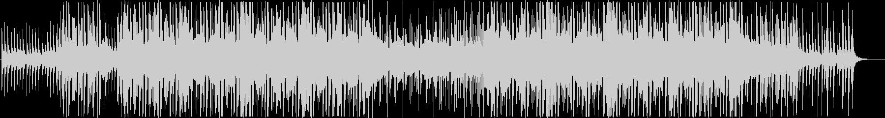 アジアン風暖かいトロピカルハウス(メロ無の未再生の波形
