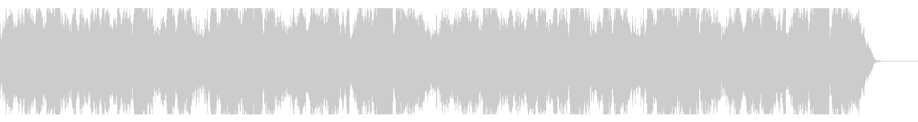 """""""Streepase"""" with a mysterious arrangement's unreproduced waveform"""