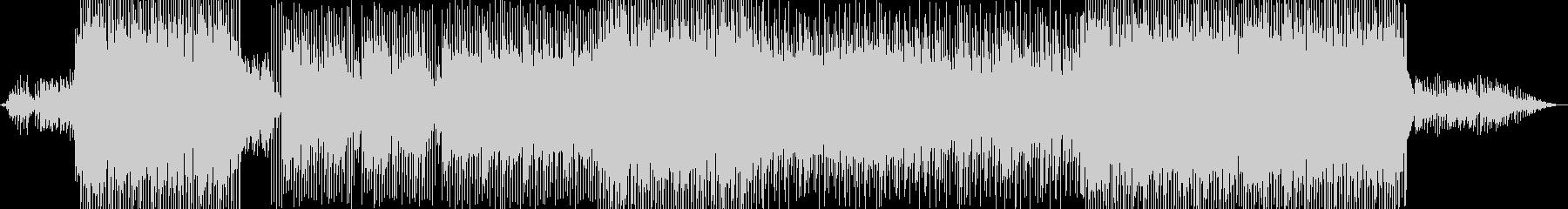 切ないく雰囲気のピアノBGMです。の未再生の波形