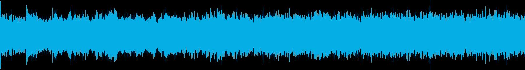 ダークファンタジーボーカル/バスドラ無しの再生済みの波形