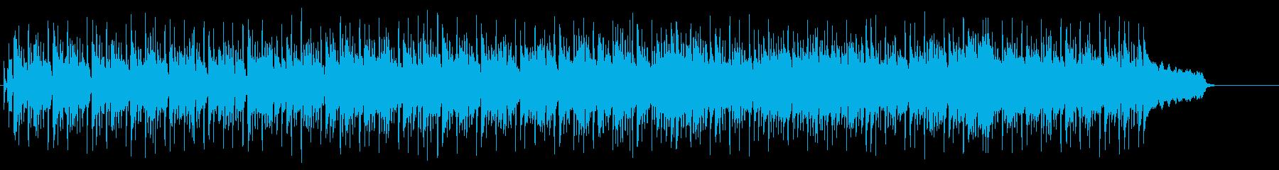 青空の下が似合う素直なポップスの再生済みの波形