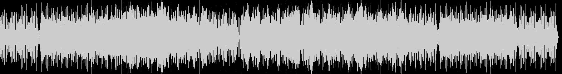 カフェラウンジをイメージしたボサノバの未再生の波形