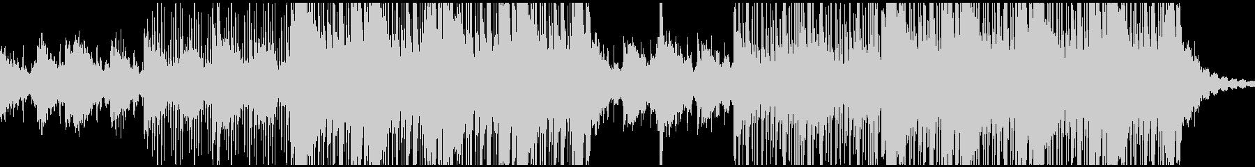 レトロ ドラマチック ピアノ シン...の未再生の波形