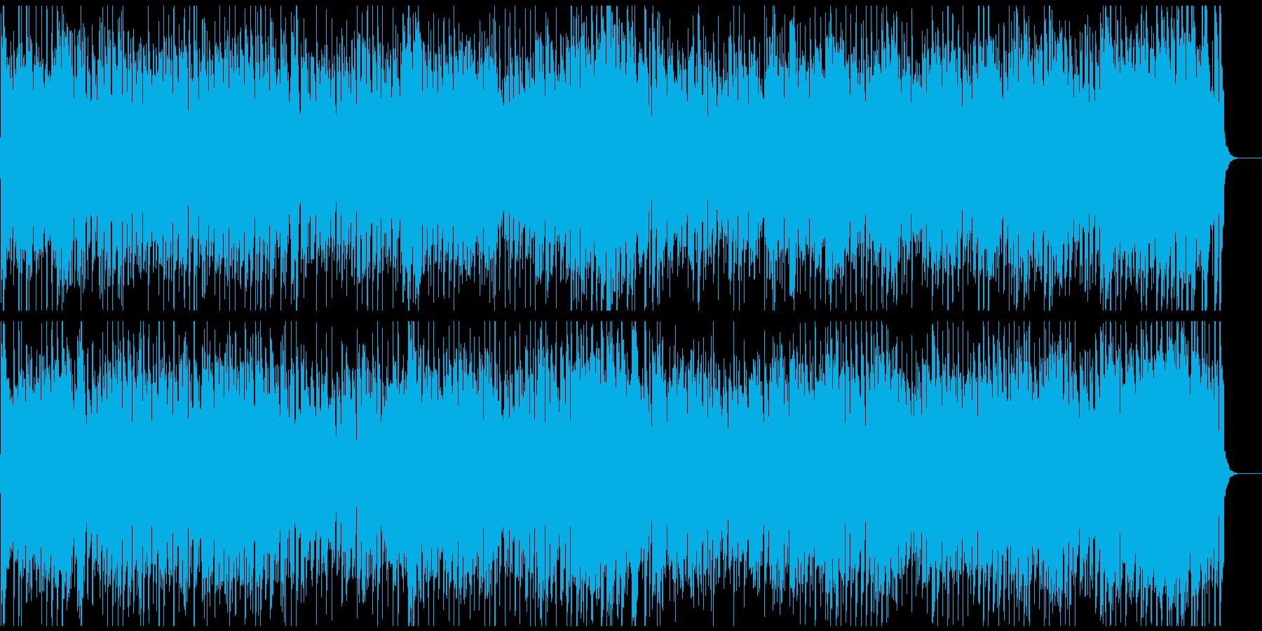 超陽気なカントリー★リコーダー&サックスの再生済みの波形