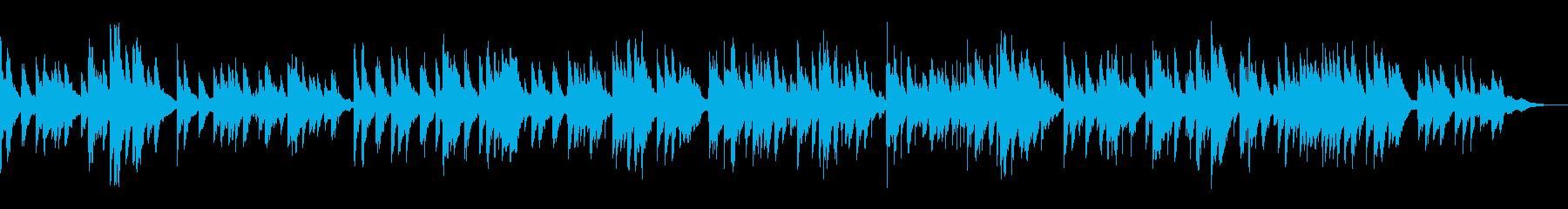 優雅なイギリス古楽『美しき島』ハープ演奏の再生済みの波形