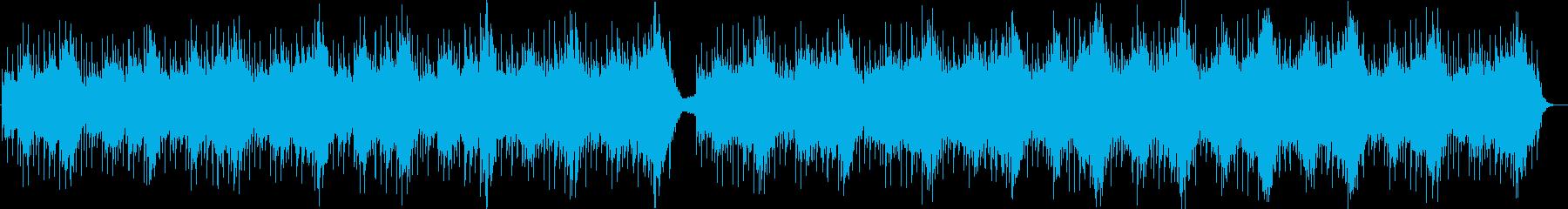 ポップ テクノ エレクトロ 交響曲...の再生済みの波形
