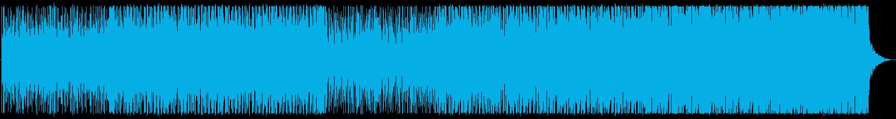 爽やか/ピアノハウス_No440_2の再生済みの波形