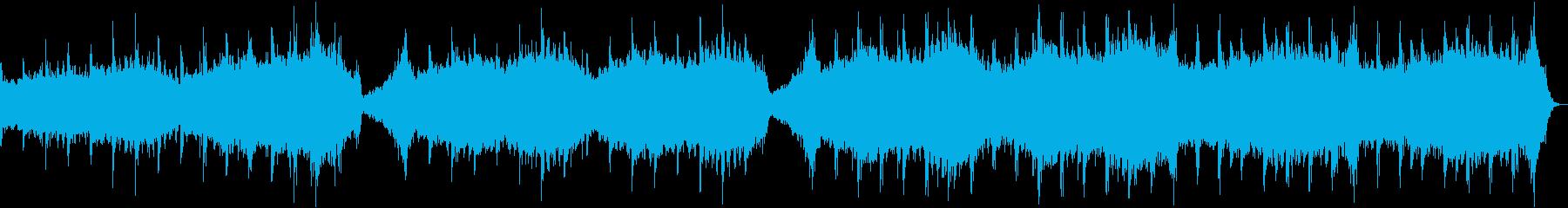 現代の交響曲 劇的な 厳Sol 文...の再生済みの波形