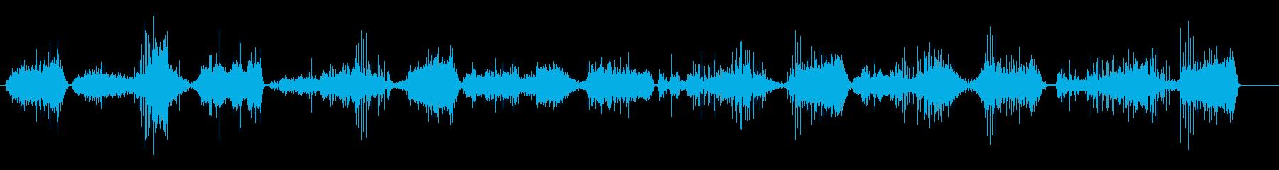 ドラゴンの呼吸;ドラゴンズ・ロー・...の再生済みの波形
